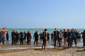 The Big Sea Swim 2013