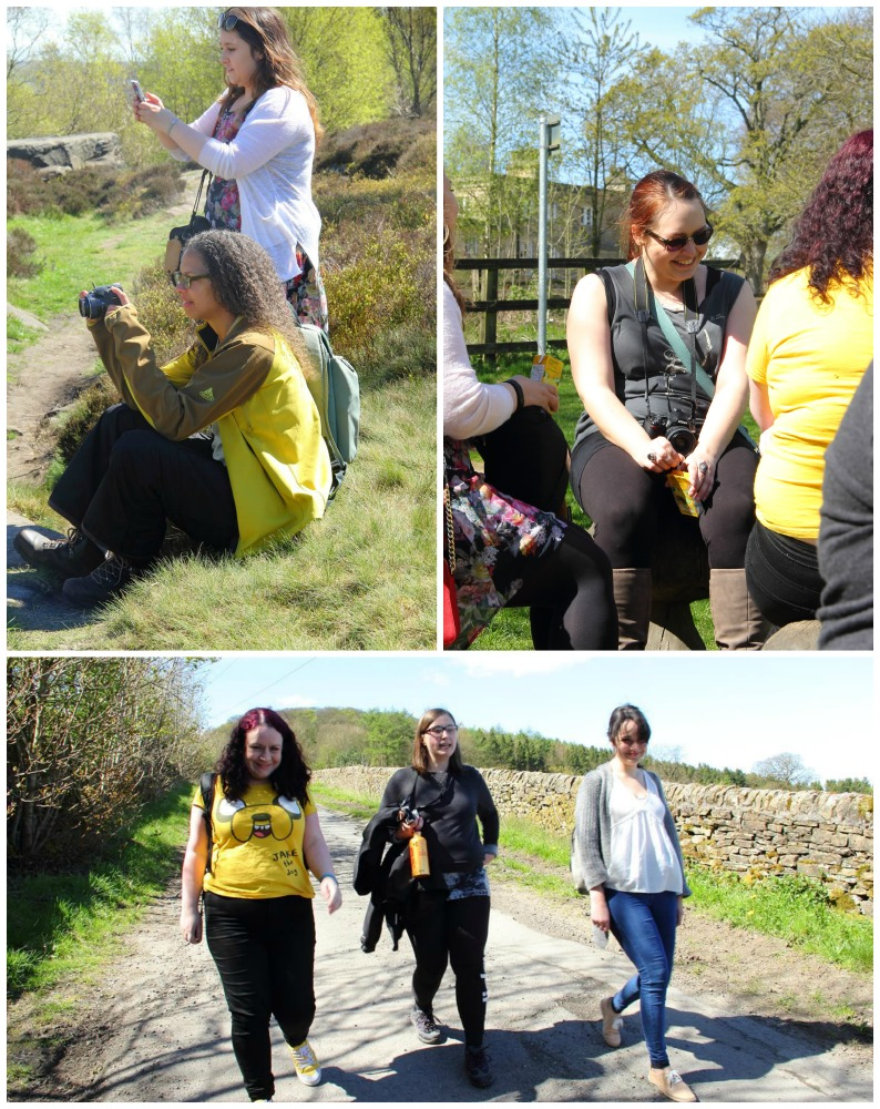 Bloggers Walk in Bingley