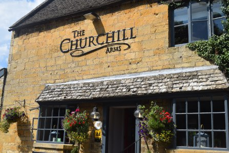 The Churchill Arms Cotswolds
