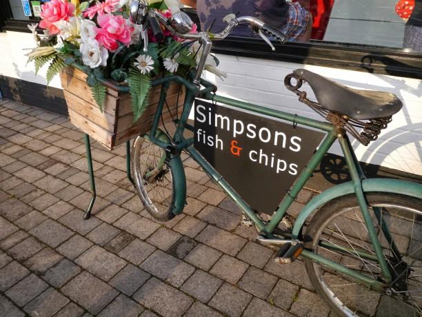 Simpsons Fish & Chop Shop