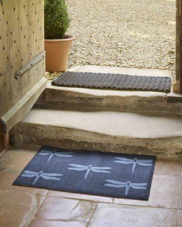 Dragonfly Turtle Mat doormat - Eden Collection