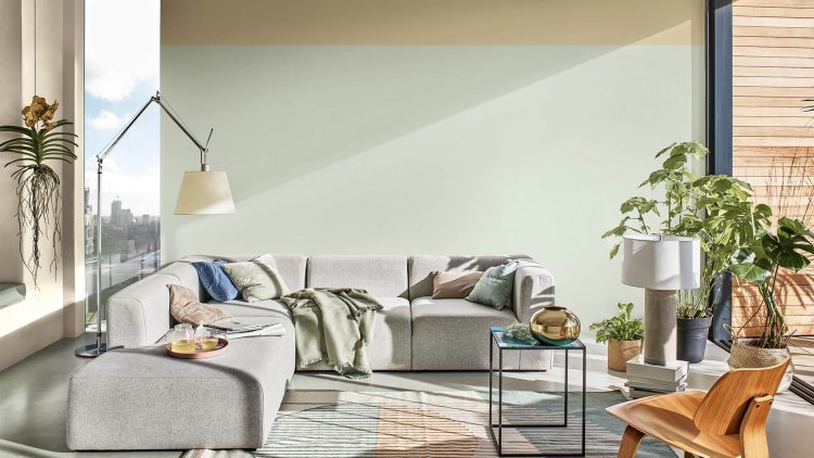 Dulux Colour of the Year 2020 - Tranquil Dawn