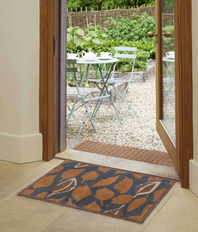 Leaf Fall Conker Turtle Mat - Eden Project Collection