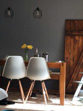 Pixabay Grey Dining Room