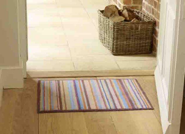 Serena Stripe Turtle Mat doormat