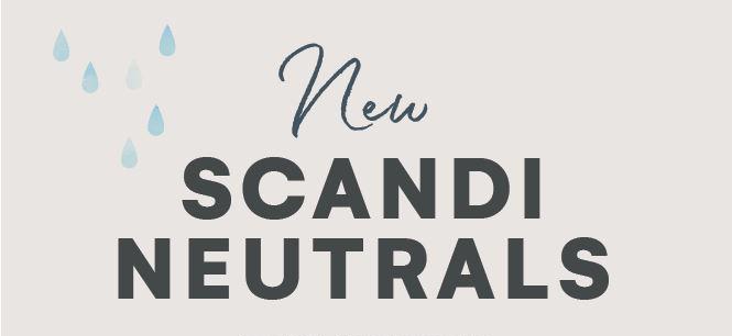 New Scandi Neutrals