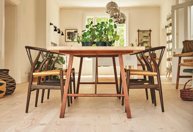 Scandi style Kitchen/dining room