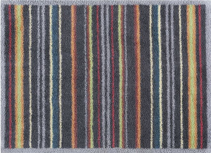 Graphic Stripe Runner